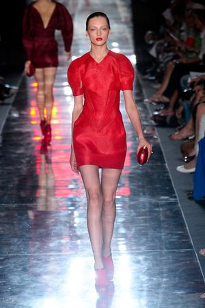 Показ Alexander Vauthier коллекции сезона Осень-зима 2011-2012 года haute couture - www.elle.ru - Подиум - фото 278109