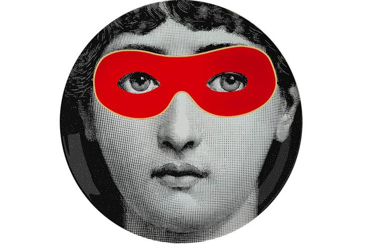 Тарелка Don Giovanni, Fornasetti, салон Lege Alto, от 9166 руб.