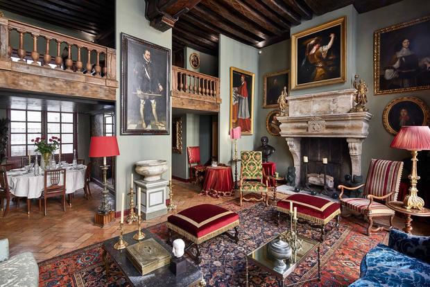 Дом-музей: яркий проект студии CM Studio в Париже (фото 2)