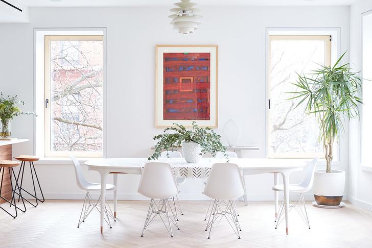 Больше света: квартира 218 м² в Бруклине (фото 2)