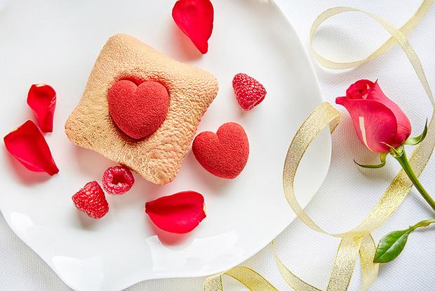 С любимыми не расставайтесь: десерты к 14 февраля (фото 16)
