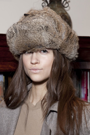 Показ Jenni Kayne коллекции сезона Осень-зима 2012-2013 года Prêt-à-porter - www.elle.ru - Подиум - фото 337110
