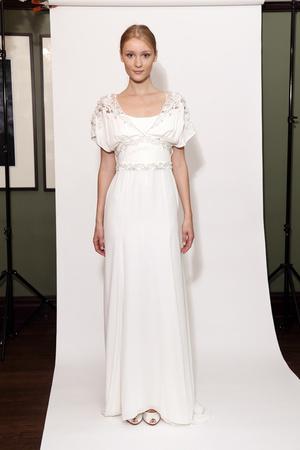 Показ Temperley London коллекции сезона Осень 2014 года Bridal - www.elle.ru - Подиум - фото 575505