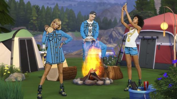 Что носят персонажи игры Sims, а теперь и мы? (фото 5)