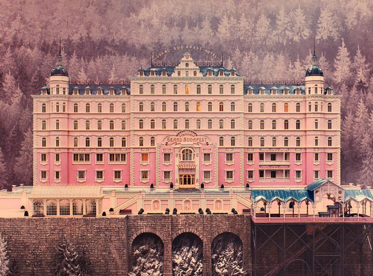 Как в кино: кафе в духе «Отеля «Гранд Будапешт» (фото 2)