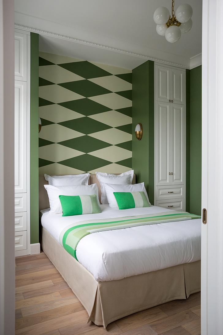 Система хранения у кровати: 20 примеров (галерея 1, фото 2)