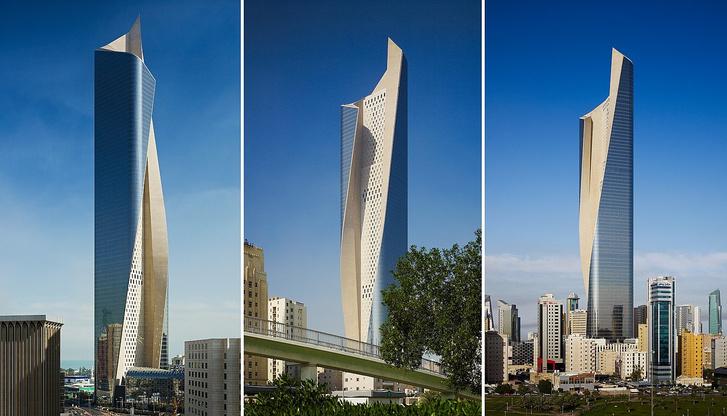 Эль-Кувейт: город мечетей и небоскребов (фото 1)