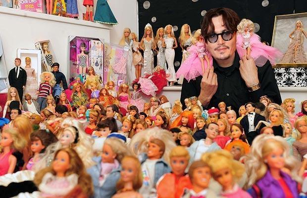какие люди в Голливуде: 5 самых необычных хобби звезд