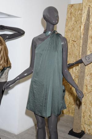 Показы мод Maurizio Pecorario Весна-лето 2012 | Подиум на ELLE - Подиум - фото 1897