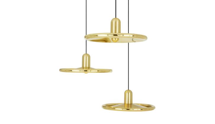 Топ-15: золотые светильники (фото 5)