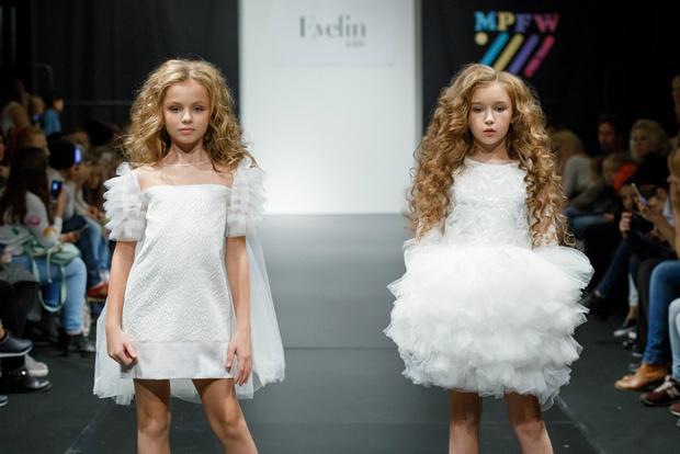 В Москве прошли показы детской моды в рамках Moscow Piccolo Fashion Week фото [4]