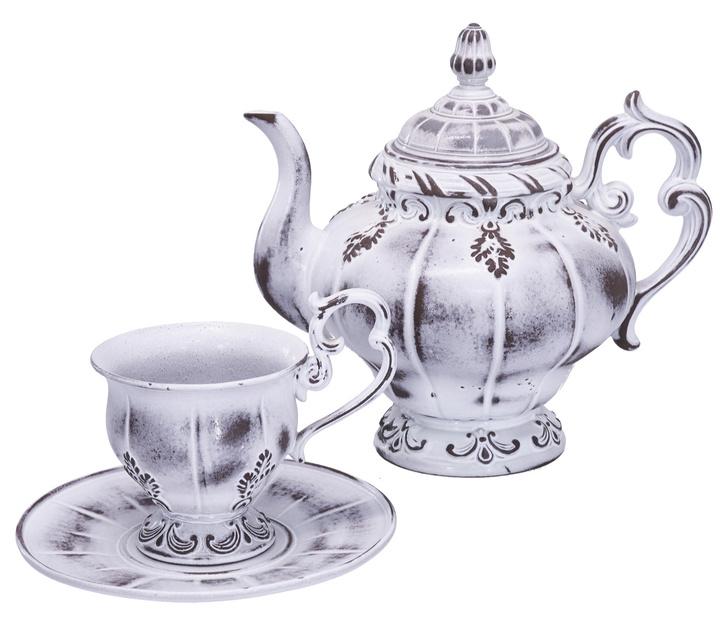 Фарфор и керамика EVGENIYA KRYUKOVA в «Шато дэ Вэссель» (фото 2)