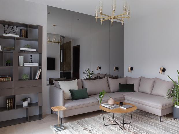 Квартира 75 м² в центре Перми для молодой семьи (фото 0)