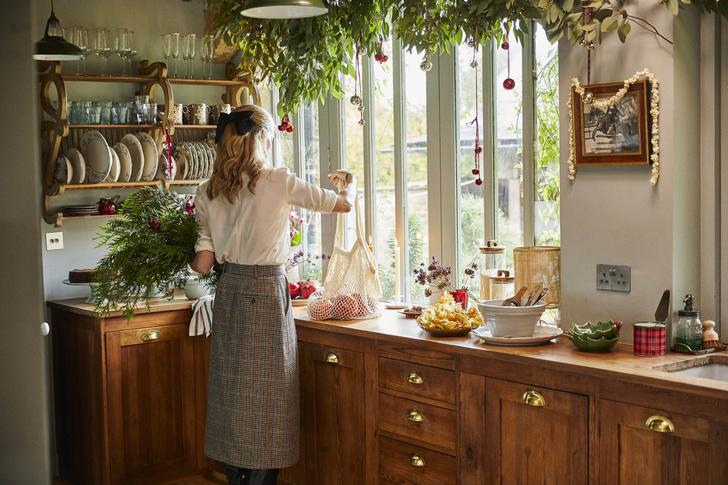 Рождественская история: в гостях у писателя Аманды Брукс (фото 12)