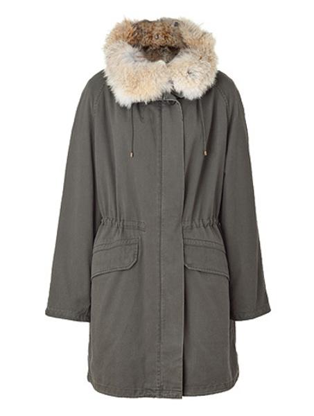 осенние куртки фото 2014