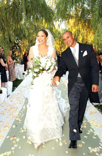Свадьба Дженнифер Лопес