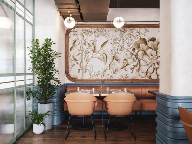 Ресторан The Y на Малой Пироговской (фото 4)