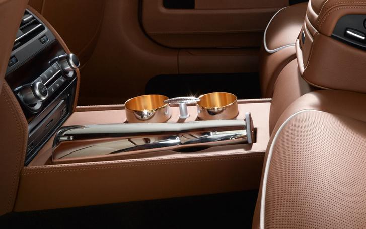 BMW 7-Series Individual 760Li Sterling inspired by Robbe & Berking