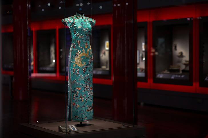 Выставка Cartier в Музее Дворца в Пекине (фото 8)