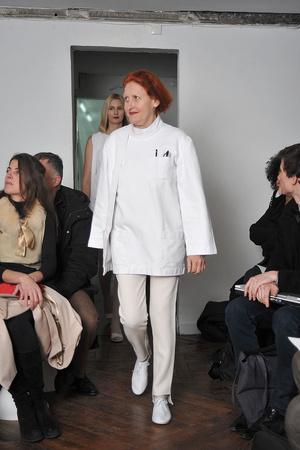Показ Adeline Andre коллекции сезона Весна-лето 2009 года Haute couture - www.elle.ru - Подиум - фото 86150
