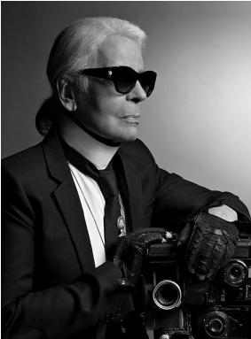 Столовый набор Christofle x Karl Lagerfeld (фото 0)