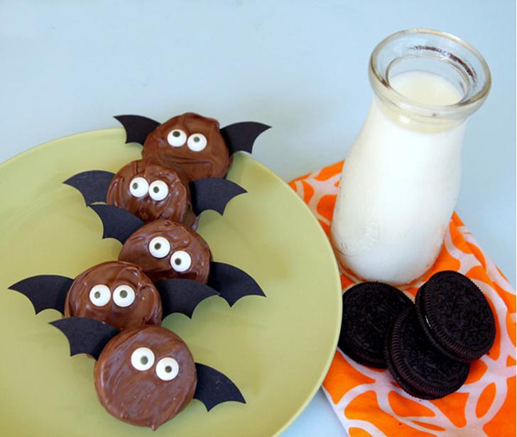 Язык проглотишь: страшно вкусные десерты на Хэллоуин фото [2]