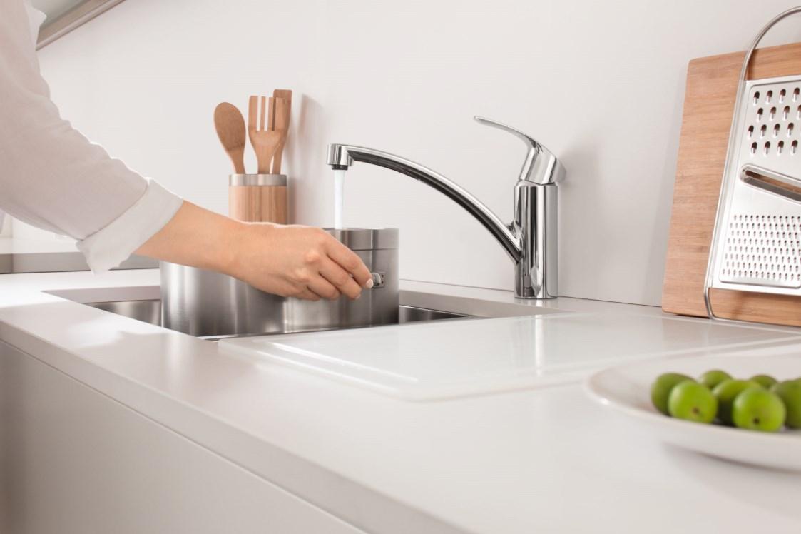 Новая кухонная серия Eurosmart от GROHE | галерея [1] фото [5]