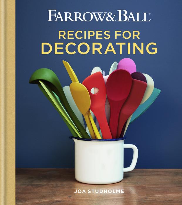 Книга декораторских рецептов от Fаrrow&Ball (фото 0)