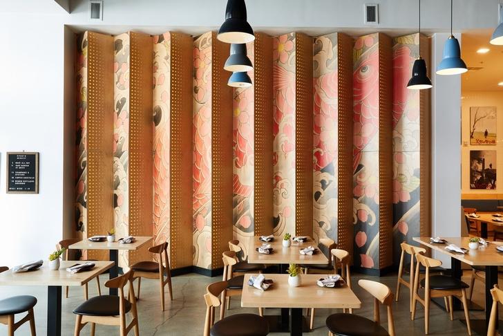 Суши, саке и японские татуировки: ресторан Sake Dojo в Лос-Анджелесе (фото 2)