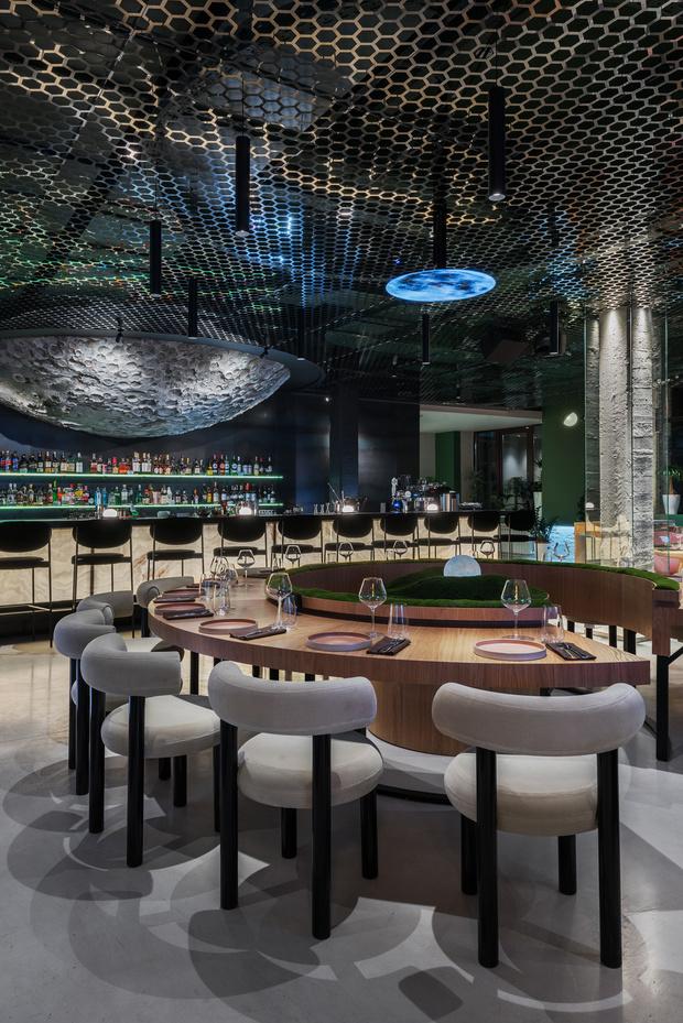 Четыре стихии: ресторан «Земля» в Москве (фото 14)