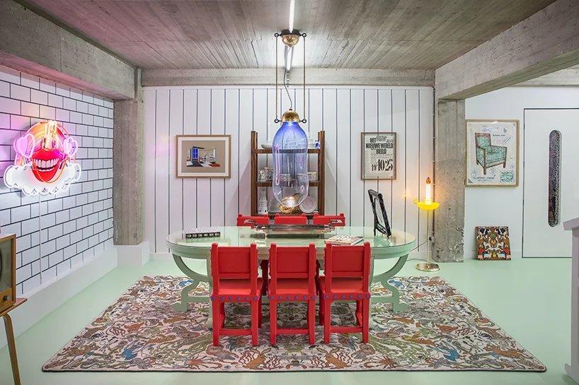 Studio Job обновила интерьеры своего офиса в Антверпене (галерея 4, фото 4)