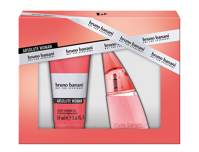 Косметический набор Absolute Woman от Bruno Banani