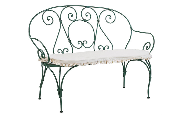 Хорошо сидим: 15 дизайнерских скамеек для дачи (фото 7)