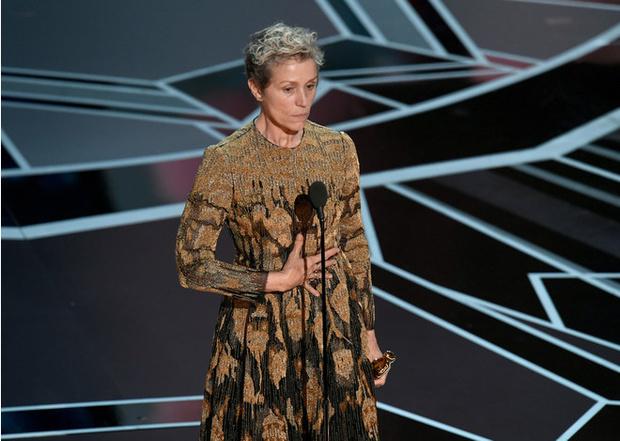 Скандал на главной кинопремии: у Фрэнсис МакДорманд украли «Оскар» (фото 1)