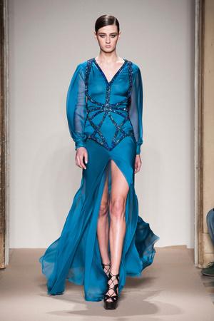 Показы мод Cristiano Burani Осень-зима 2013-2014 | Подиум на ELLE - Подиум - фото 671