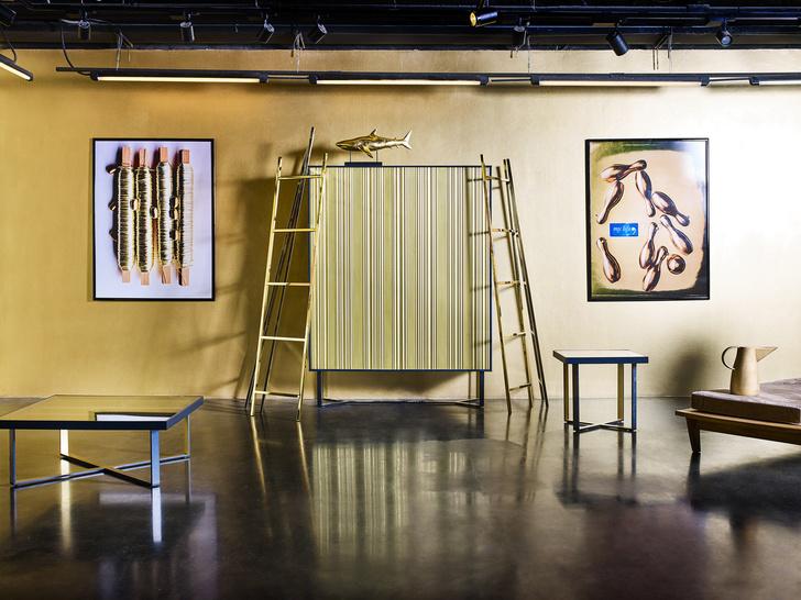 Выставка Objeсt + Objeсt в ARTBasement Универмага «Цветной» (фото 4)