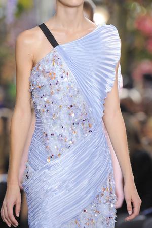 Показ Christian Dior коллекции сезона Весна-лето 2014 года prêt-à-porter - www.elle.ru - Подиум - фото 568407