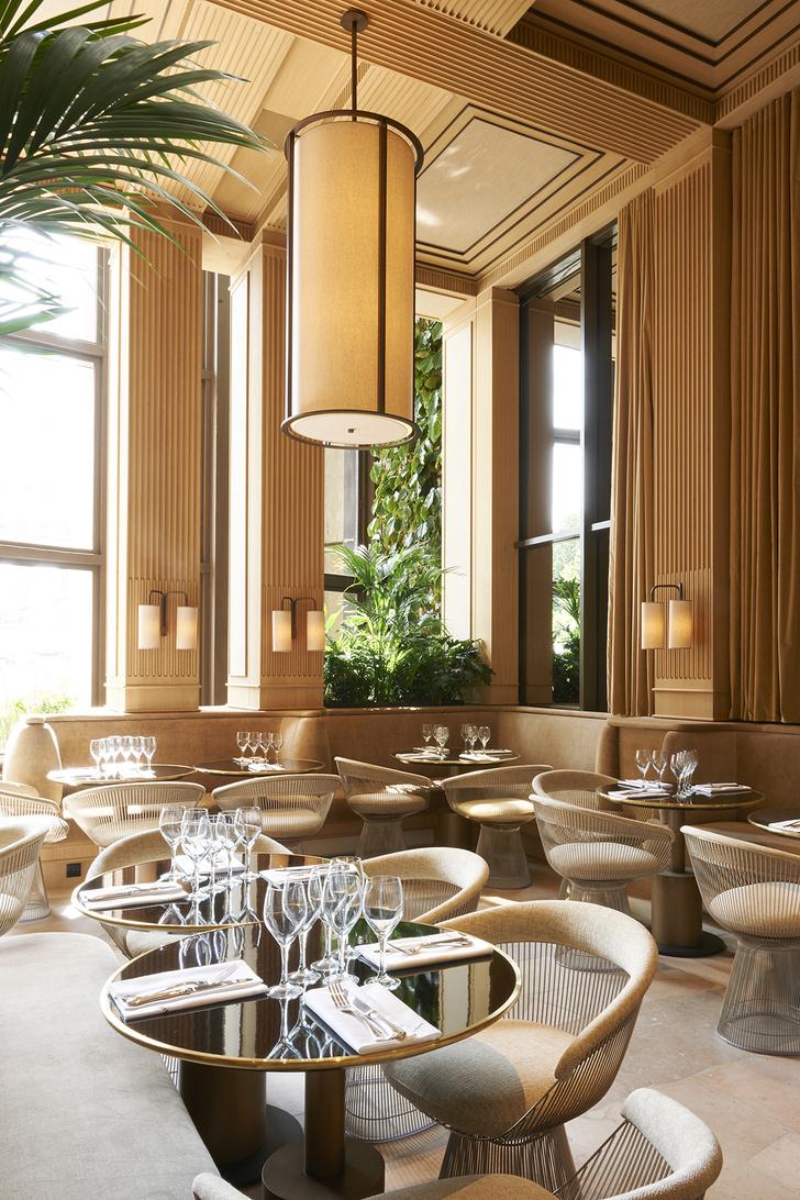 Ресторан Girafe по дизайну Жозефа Дирана в Париже (фото 2)
