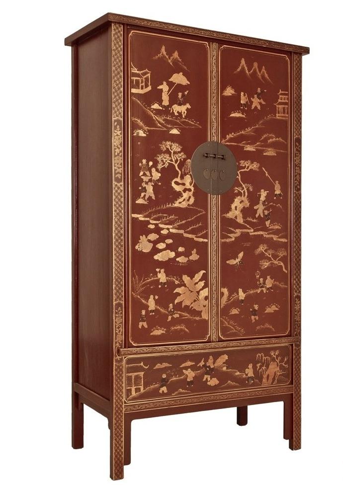 Топ-8: шкафы в китайском стиле (фото 1)