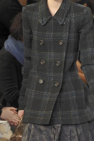 Показ Louis Vuitton коллекции сезона Осень-зима 2010-2011 года prêt-à-porter - www.elle.ru - Подиум - фото 157477