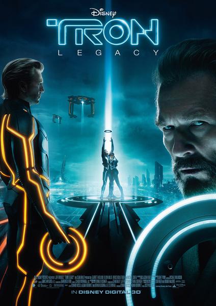 №9 «Трон: Наследие» (TRON: Legacy), 2010