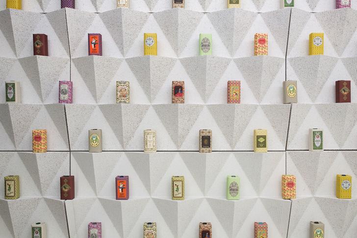 Парфюмерный бутик Claus Porto в Нью-Йорке (фото 7)