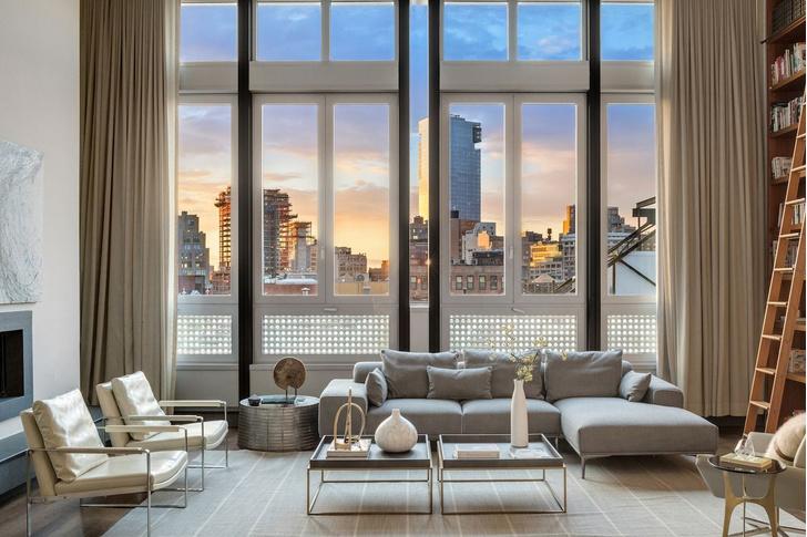 Актер Майк Майерс продает апартаменты в Нью-Йорке фото [10]