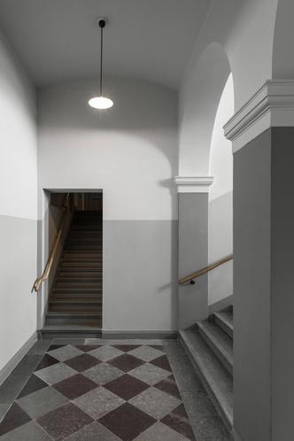 Апартаменты в здании бывшего института в Стокгольме (фото 12.2)