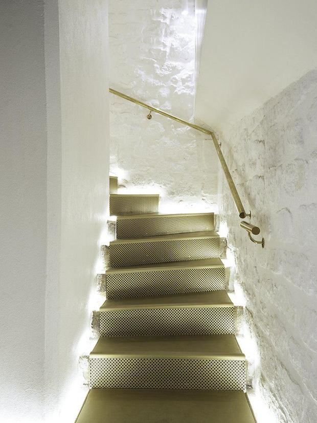 Сияние золота: салон красоты и бутик в Париже (фото 5)