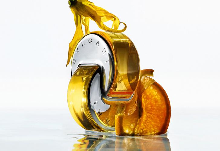 Парфюмерная новинка Bvlgari в цвете желтого цитрона (фото 1)