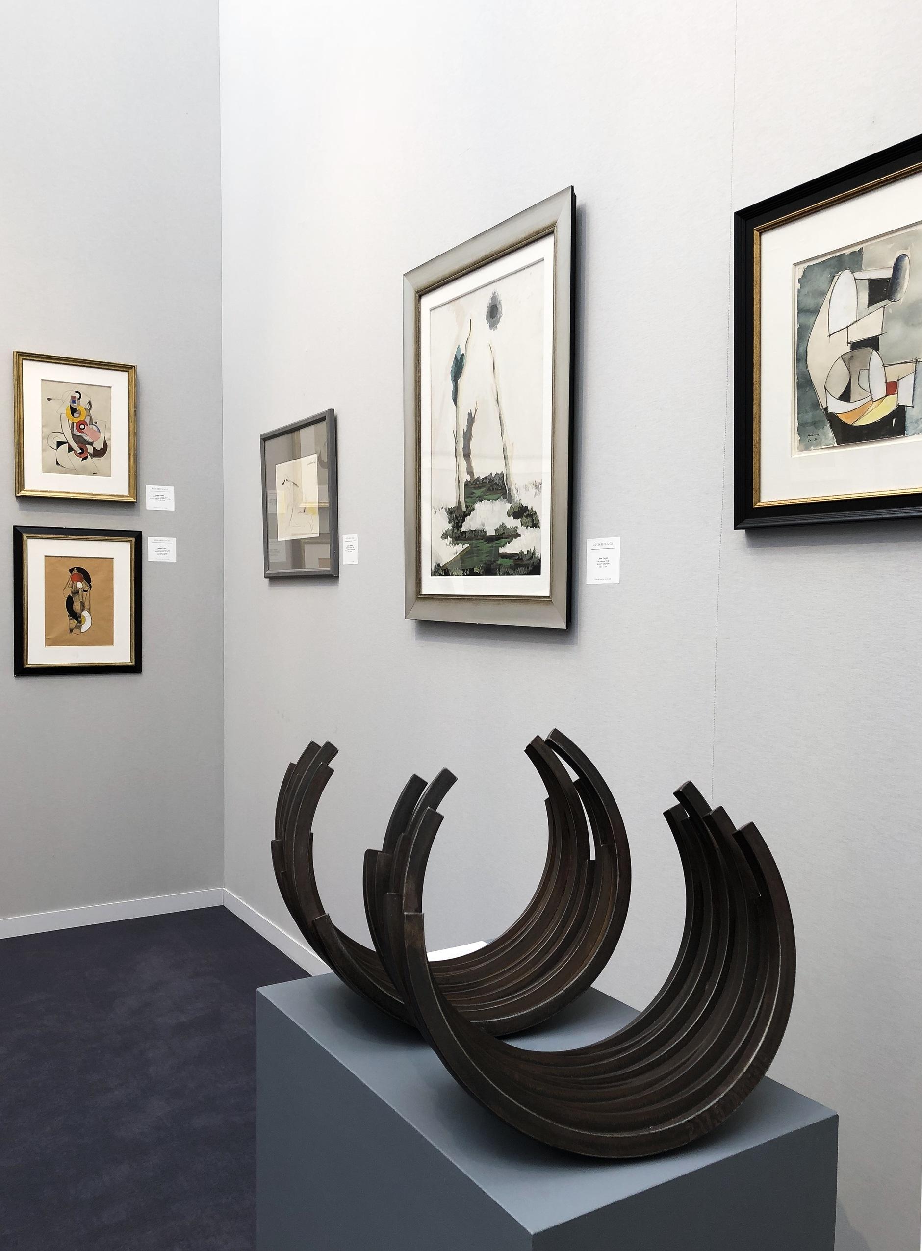 Марина Брагинская о Парижской биеннале антиквариата (галерея 19, фото 2)