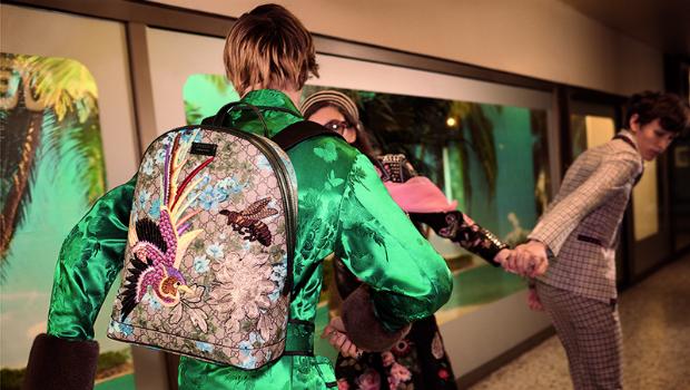 4c5dbb5f5808 Самые модные рюкзаки 2017 года | Практика на www.elle.ru