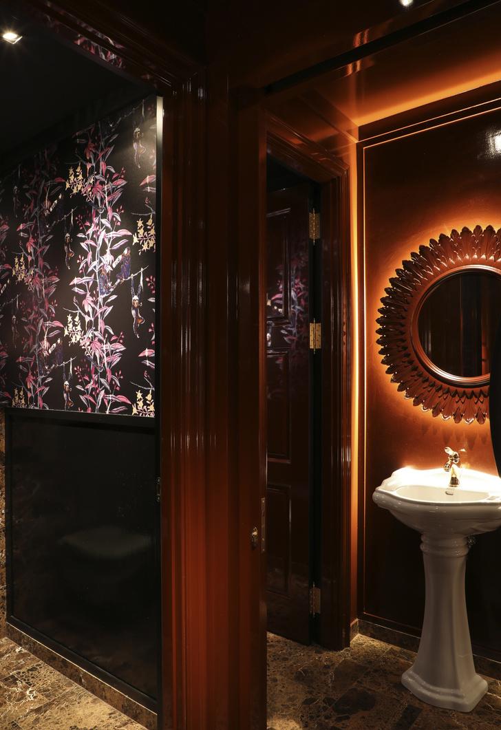 Обновленный бар «Клава» по проекту Сергея Огурцова (фото 12)