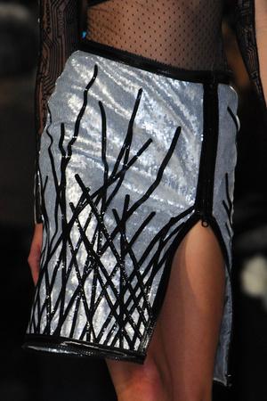 Показ Julien Fournie коллекции сезона Весна-лето 2013 года haute couture - www.elle.ru - Подиум - фото 480205